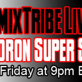 Experience ComixTribe LIVE! Join the OXYMORON Crew for an End-of-Campaign Party!