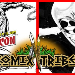 Get a FREE Sketch at New York Comic Con from ComixTribe!