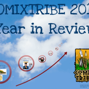 ComixTribe 2012: Year in Review