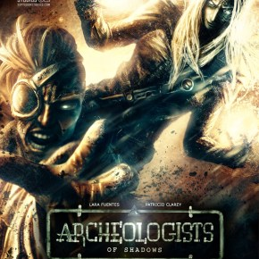 Review: Archeologists of Shadows, Volume 2 – Once a Nightmare
