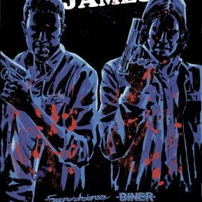 Review: The Brothers James #1 and #2