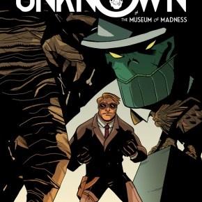 Review: Doc Unknown #1