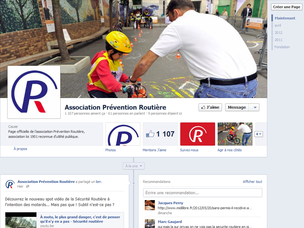 Facebook_prevention-routiere