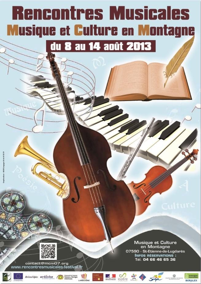 Festival musique et culture en montagne