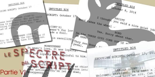Le spectre du script 6