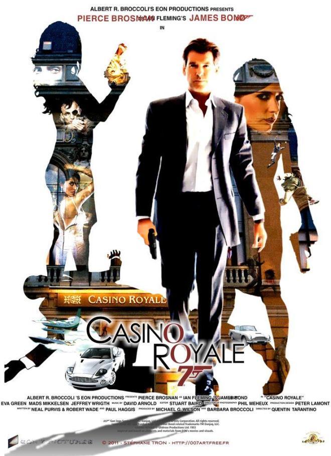 Tarantino Royale 1