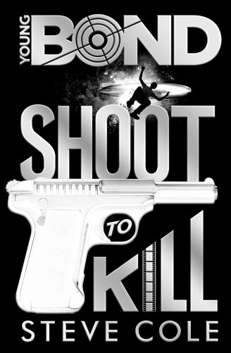 Shoot to kill second cover