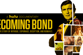 Becoming Bond Poster