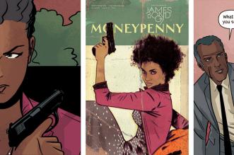 Moneypenny comics 1