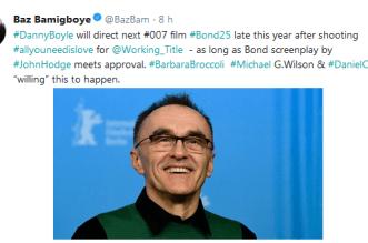 Bond 25 Boyle