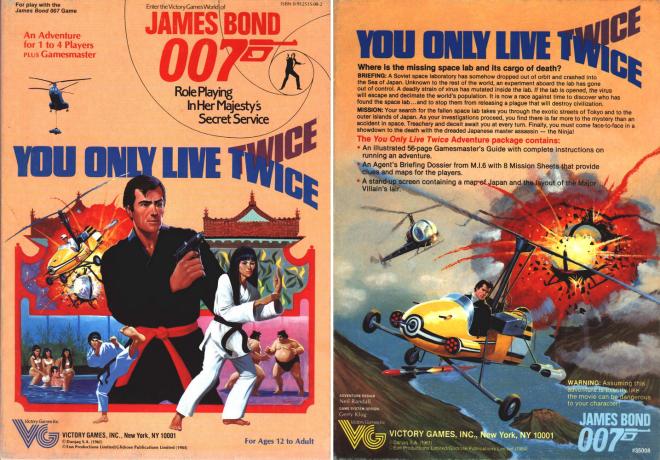 James Bond JdR (38)