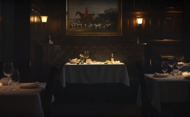 Table setting hardee s steakhouse thickburger commercial song