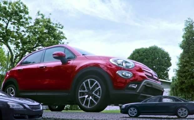 Not a Toy Car | Fiat Commercial Song