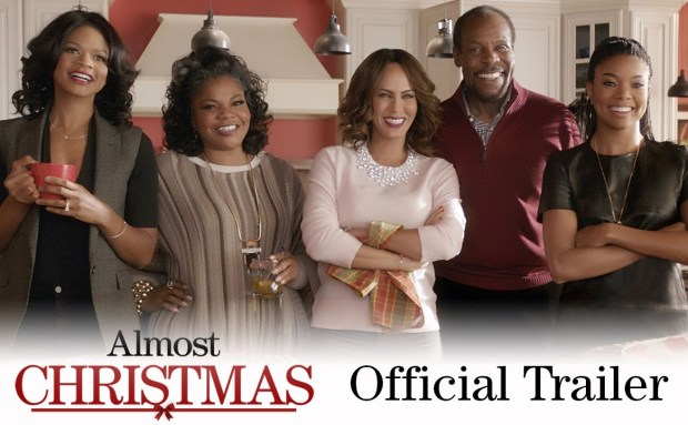 Almost Christmas Movie Trailer Song