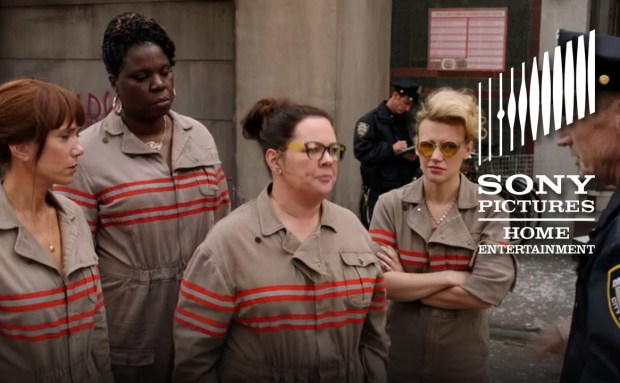 Who You Gonna Call?   Ghostbusters Trailer Song