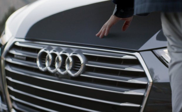 Touch | Audi A4 Commercial Song