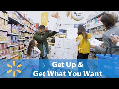 Get What You Want | Walmart Commercial Song