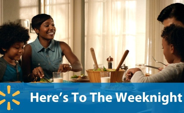 Here's to the Weeknight   Walmart Commercial Song