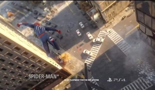 Spider-man   PS4 Commercial Song