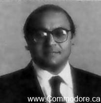 Mehdi Ali -  Commodores Last President