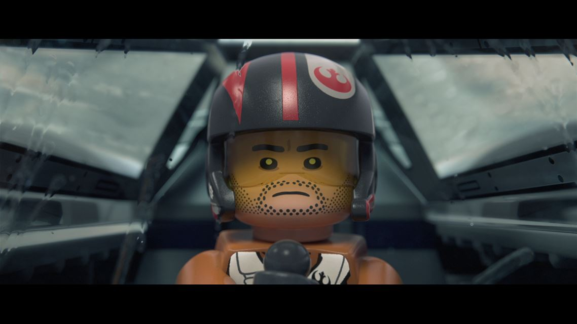 LEGO Star Wars: The Force Awakens announcement trailer released