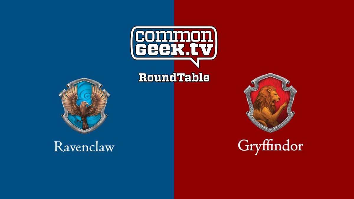 RoundTable 26: Did Pottermore give you an identity crisis?