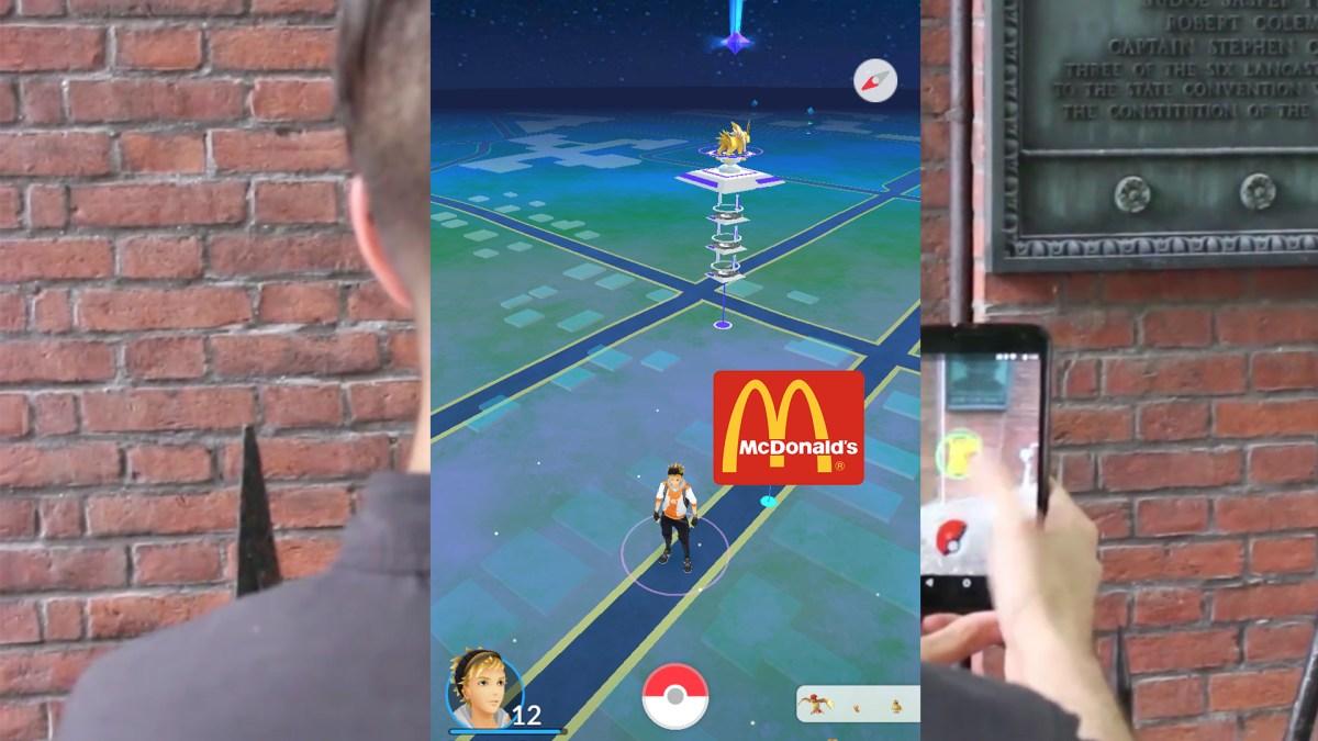 Pokémon Go to get sponsored PokeStops