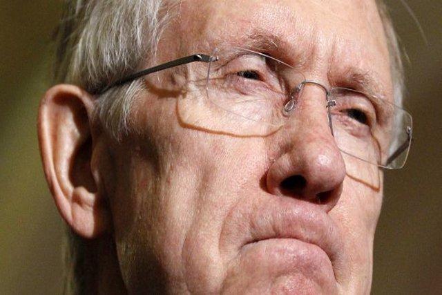 Corrupt Harry Reid