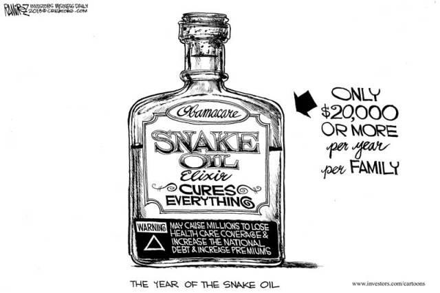 Snake Oil Elixir