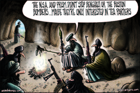 Even Terrorists Know What Obama Is Up To
