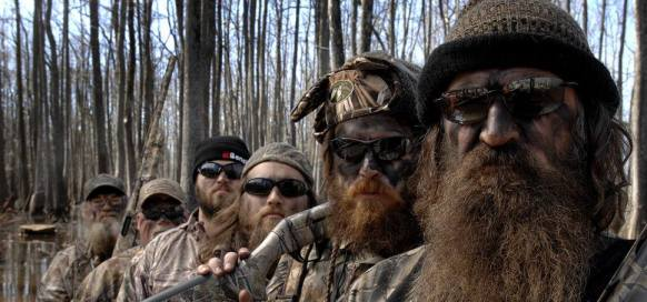 The Robertsons- Duck Dynasty