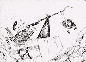 Illustration by Chris Kindred