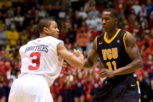 Four Atlantic 10 teams (VCU, Butler, Charlotte and St. Louis) had only two conference losses as of Wednesday afternoon. Photo by Chris Conway