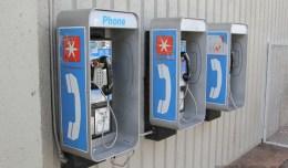 payphones