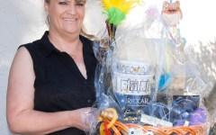 Teresa of Concord,  raffle winner