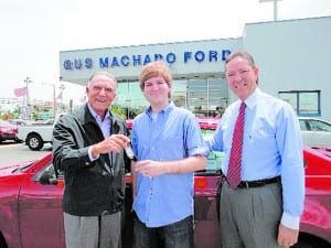 Gus Machado Ford donates Ford Focus for fundraiser – Miami's Community News