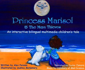 Princess Marisol & the Moon Thieves