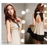 new-women-backless-nude-v-neck-cocktail-mini