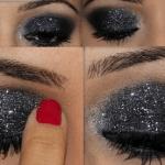 Maquillaje-Ojos-Smoky-smokey-Escarchado