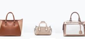 Zara y sus bolsos de moda