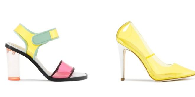 Zapatos Bimba y Lola para la primavera 2015