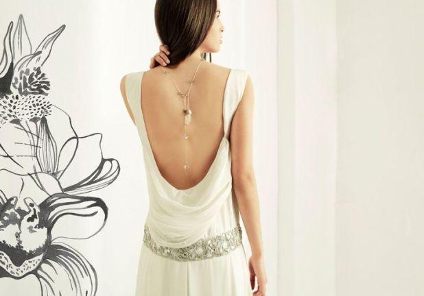 Collar sencillo para espalda
