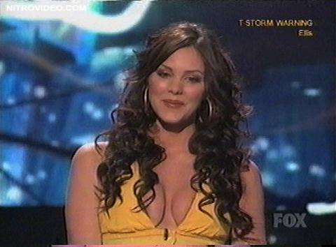 American Idol Celebrity Female Hot Babe Actress Posing Hot