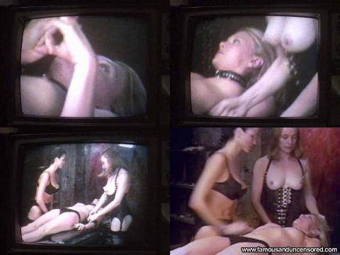 Peta Wilson Nude Sexy Scene Mercy Handcuffs Table Panties Hd