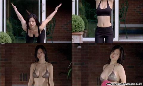 Maye Choo Nude Sexy Scene Honest Sport Nice Bikini Bra Doll