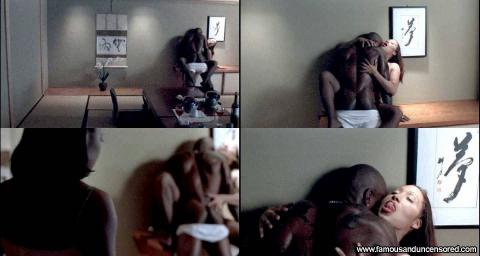 Chrystale Wilson Nude Sexy Scene Trois 2 Pandoras Box Table
