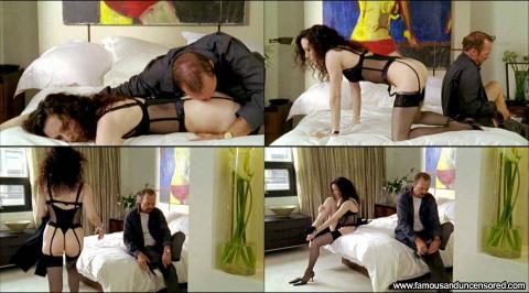 Bebe Neuwirth Nude Sexy Scene Latvian Lingerie Thong Panties