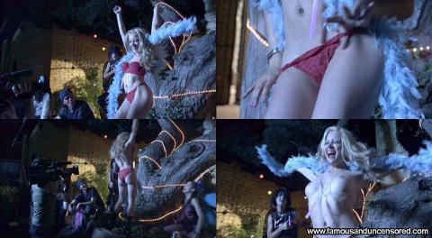 Courtney Peldon Nude Sexy Scene Reality Kills Striptease Emo