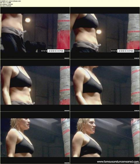 Katee Sackhoff Nude Sexy Scene Battlestar Galactica Sport Hd