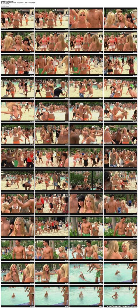 Cassie Scerbo Nude Sexy Scene Wet Beach Bikini Posing Hot Hd